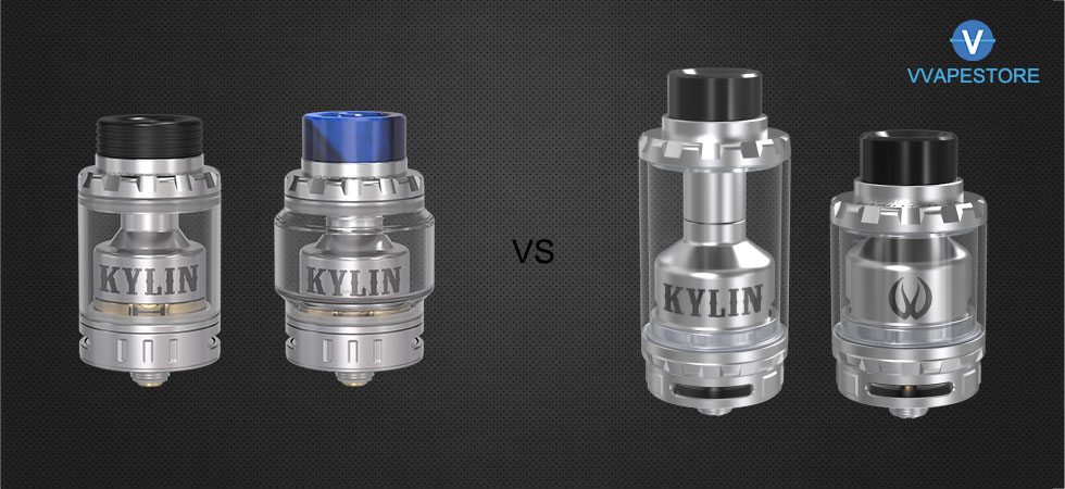 Kylin RTA vs Kylin Mini RTA