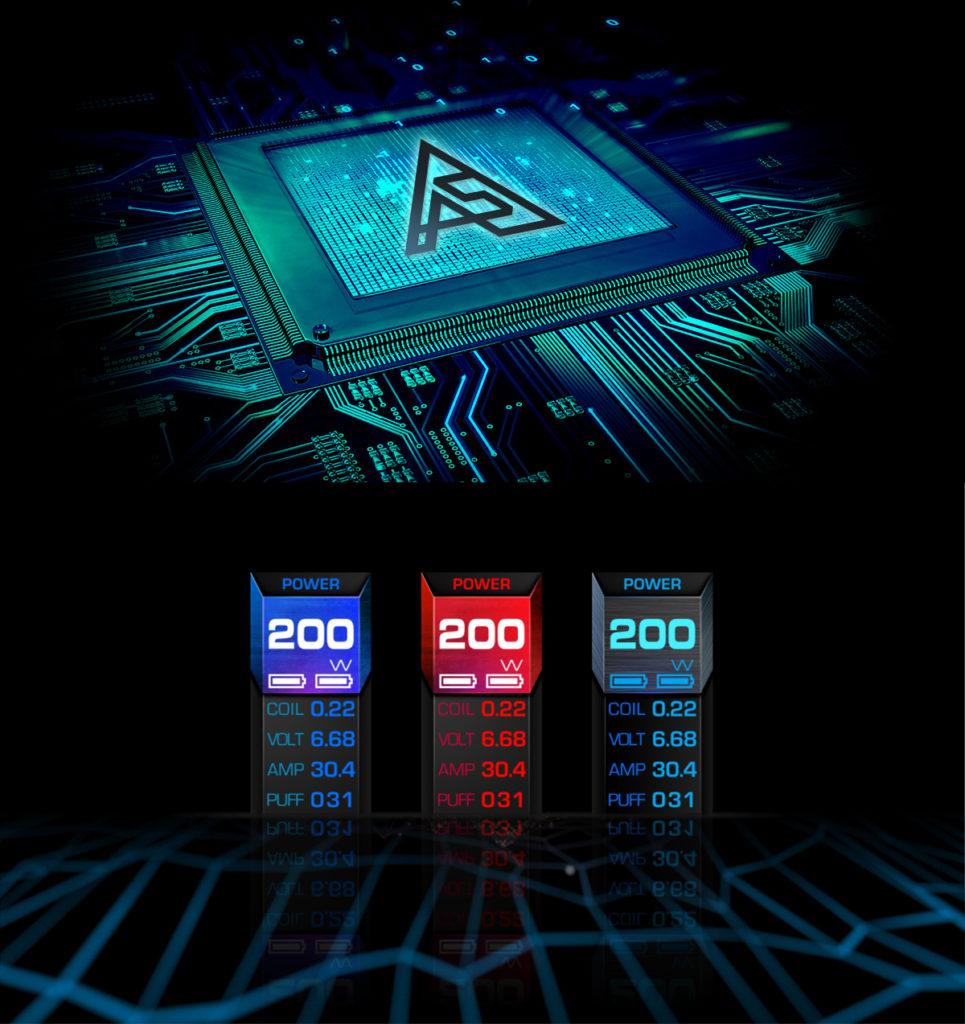 GeekVape Aegis Legend Chip