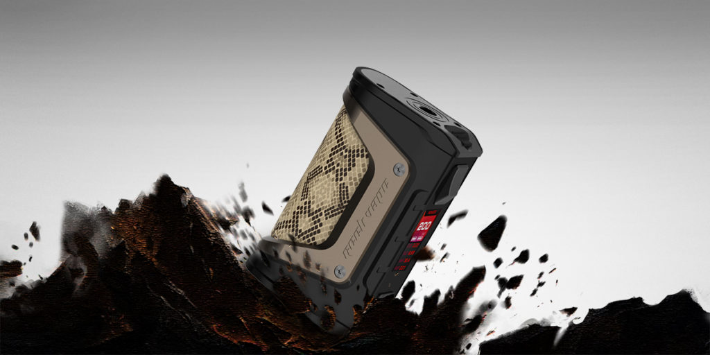 GeekVape Aegis Legend shock resistant