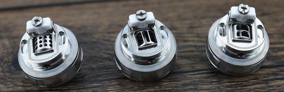 Revolver RTA changeable airflows