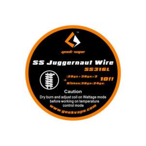 Geekvape ss juggernaut wire
