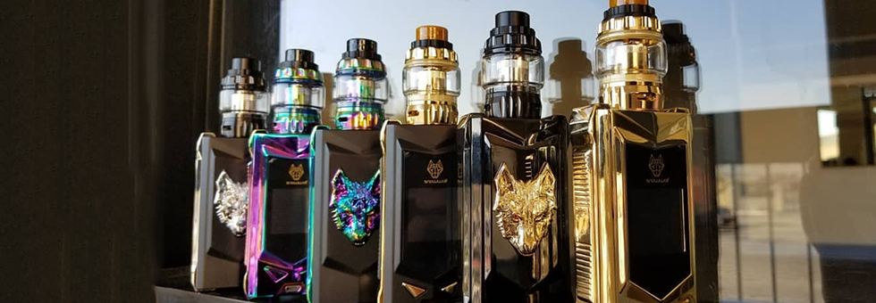 snowwolf mfeng kit with mfeng mod & wolf tank