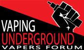 vaping underground