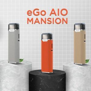 eGo AIO Mansion Pod kit
