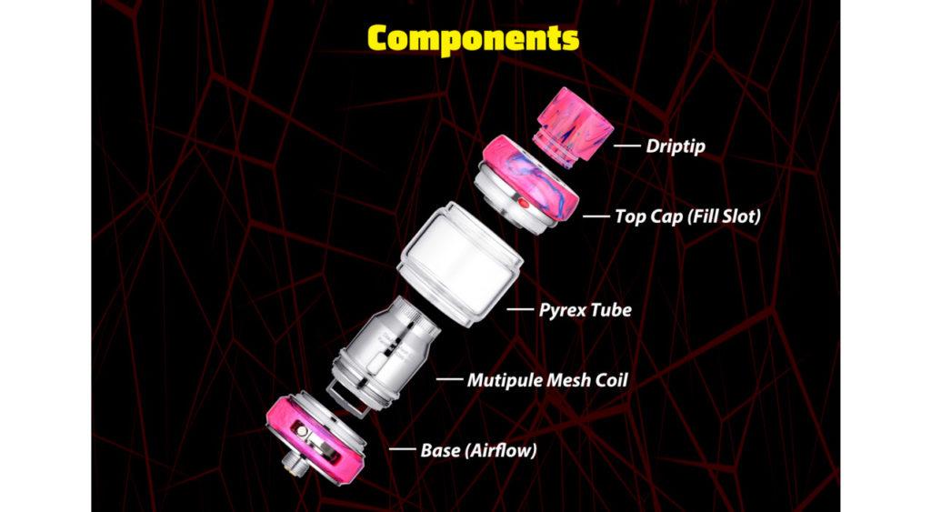 FreeMax Mesh Pro coil-2