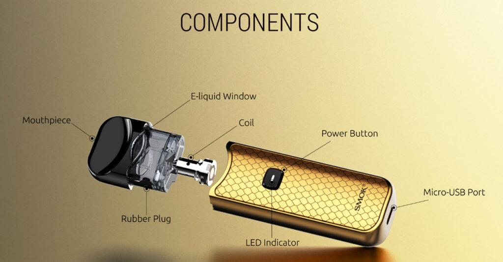 SMOK Nord Pod Kit Component