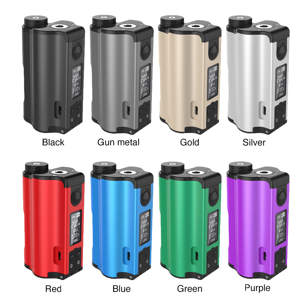 Topside Dual Squonk Mod by Dovpo & Vapor Chronicles